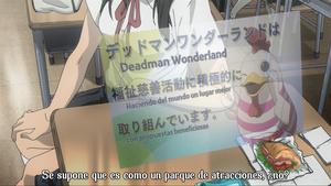 ClickHere: Deadman Wonderland