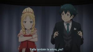 Homika Subs, Gakuensai Fansub: Eromanga-sensei OVA