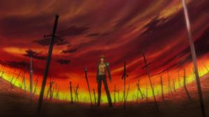 Backbeard: Fate/stay Night: Unlimited Blade Works [720p]