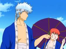Nanikano, ANP, Death Anime.: Gintama Serie