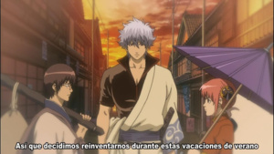 Dondake Fansub: Gintama'