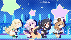 Homika Subs, Shiroisora no Fansub: Choujigen Game Neptune: The Animation