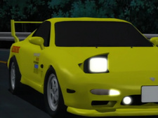 Elektronik: Initial D First Stage