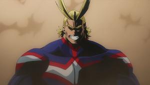 Backbeard, RedLineSP: Boku no Hero Academia 2nd Season