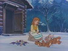 neo1024: Anya, la muchacha de la nieve