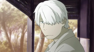 AnimeHD: Mushi-shi