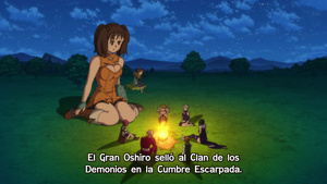 Ñyuum: Nanatsu no Taizai Movie: Tenkuu no Torawarebito