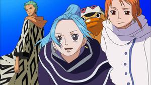Keitaro_XP: One Piece - La saga de Arabasta - Los piratas y la princesa del desierto