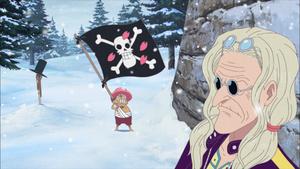Keitaro_XP: One Piece - La saga de Chopper - El milagro del cerezo florecido en invierno