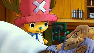 Keitaro_XP: One Piece 3D: ¡A la caza del sombrero de paja! (Versión 2D)