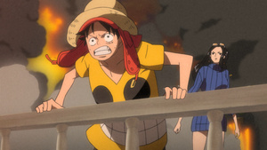 Keitaro_XP: One Piece Film: Z