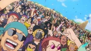 Keitaro_XP: One Piece: Estampida