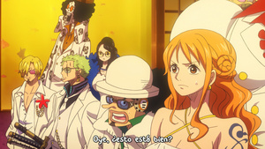Shichibukai: One Piece: Gold