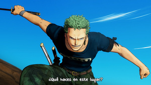 Shichibukai: One Piece 3D: Mugiwara Chase (2D)