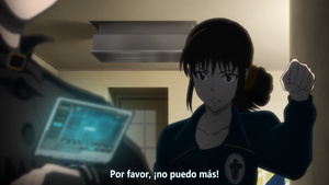 Another Dimension: Psycho-Pass 2