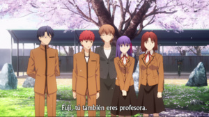 Anime Underground, Yoru no Kousen: Fate/stay night Movie: Heaven's Feel - I. Presage Flower
