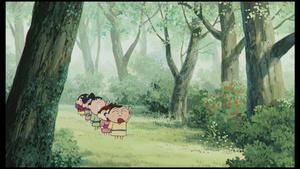 ClickHere: Shin Chan: El pequeño samurái