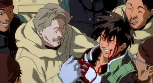 AnimeHD: Spriggan