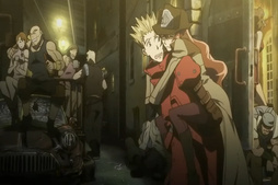 AnimeHD: Trigun Badlands Rumble