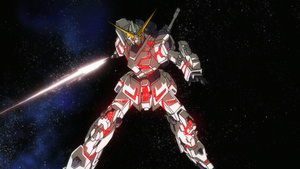Backbeard, RedLineSP: Mobile Suit Gundam Unicorn