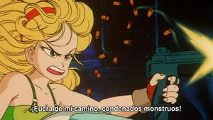 poxitron: Dragon Ball - Película 2: La Princesa Durmiente del Castillo del Demonio