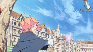 Scarlet: Little Witch Academia: The Enchanted Parade