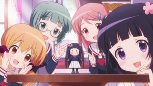 PuyaSubs!!: Wakaba*Girl