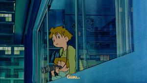 Ñyuum: Digimon Adventure Movie