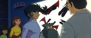 Horadric: Mazinger Z vs. Devilman