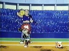 80sTVseries, Ajubita & Josconcillo: Bola de Dan