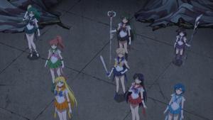 Tonoss: Bishoujo Senshi Sailor Moon Eternal Movie 2