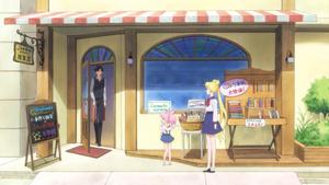 Tonoss: Bishoujo Senshi Sailor Moon Eternal Movie 1