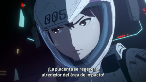Dokusai: Knights of Sidonia: Battle for Planet Nine
