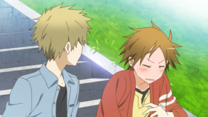 Yoru no Kousen: Isshuukan Friends