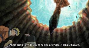 Tomori: Naruto Película 2: Las Ruinas Ilusorias en lo Profundo de la Tierra