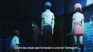 Unmei no Chikara, Natsuyoru Fansub: Persona 3 the Movie 1: Spring of Birth
