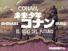 Shinabi Subs: Conan, el niño del futuro