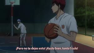 Backbeard: Kuroko no Basket 2nd Season