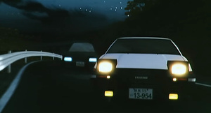 AnimeHD: Initial D Third Stage