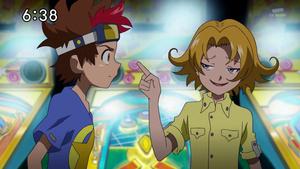 AniDragon, Todoenuno Fansub: Digimon Xros Wars: Toki wo Kakeru Shounen Hunter-tachi
