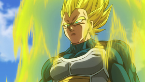 Sonike: Dragon Ball Super Broly
