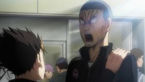 : Haikyu!! Los ases del Vóley - Temporada 3