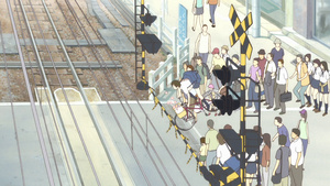 Tanoshii: Toki wo kakeru shoujo