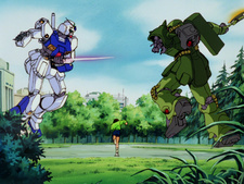 Digijose: Mobile Suit Gundam 0080: War in the Pocket