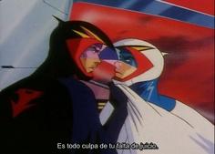 Kagaku Ninja-Tai Gatchaman (OVA) Vlcsnap-error437_34546
