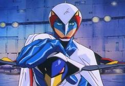 Kagaku Ninja-Tai Gatchaman (OVA) Vlcsnap-error961_34551
